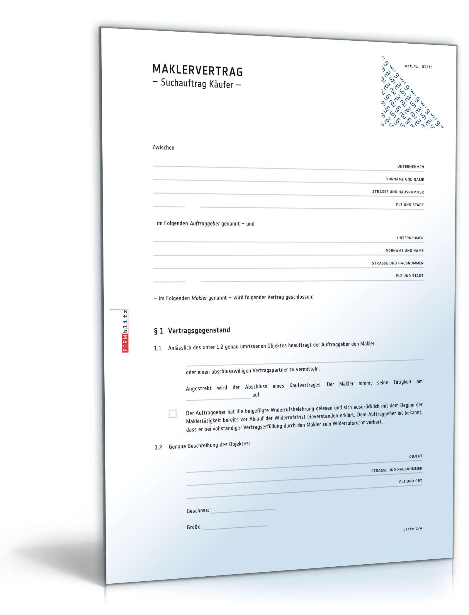 Neues Maklerrecht 2020 Ubergangsregelung Fur Altvertrage Formblitz Ratgeber